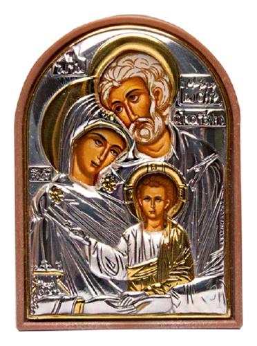 картинка икона из серебра 925° ЕК1ПАG 015