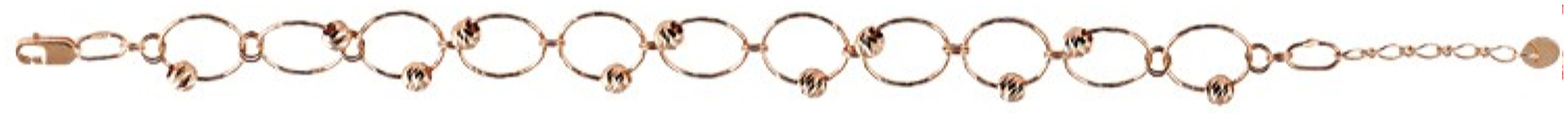 картинка браслет из золота 585° 7104974-А50-01