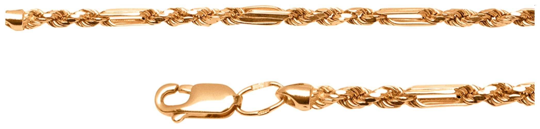 картинка цепь из золота 585° 31-01-0050-30040