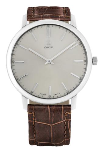картинка ювелирные часы из серебра 925° 6000.01.04.9.25A