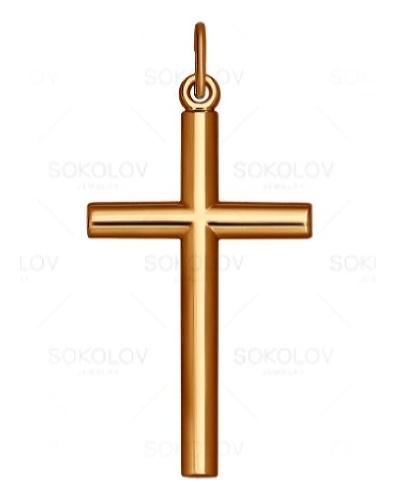 картинка подвеска из золота 585° 121254