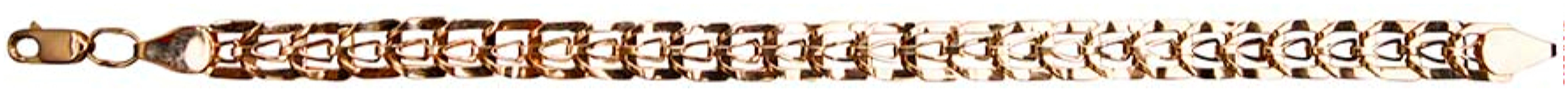 картинка браслет из золота 585° Б-012