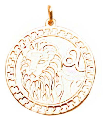 картинка подвеска из золота 585° 03-1839-04-000-1
