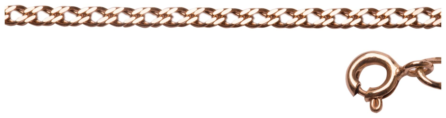 картинка браслет из золота 585° Б-241