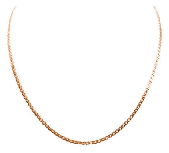 картинка цепь из золота 585° ЦР250СА6-А51
