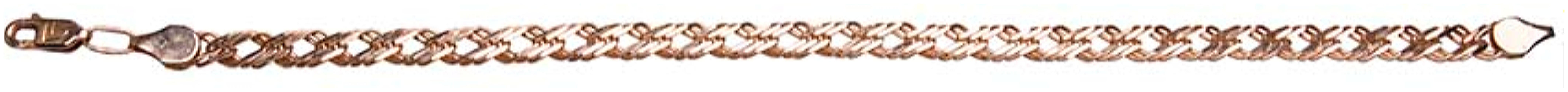 картинка браслет из золота 585° 11070370122