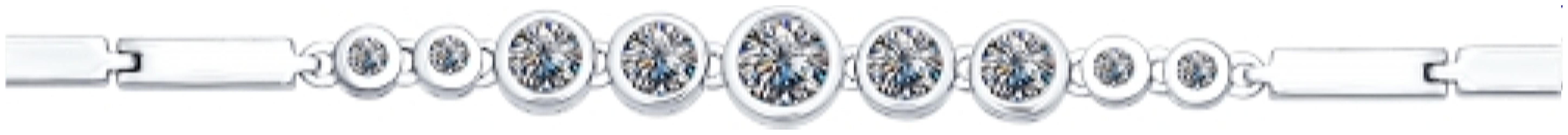 картинка цепь из серебра 925° 94050268