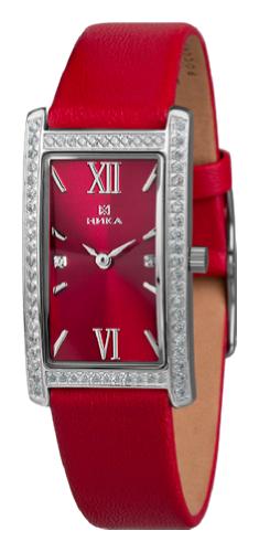 картинка ювелирные часы из серебра 925° с фианитом 0551.2.9.81A
