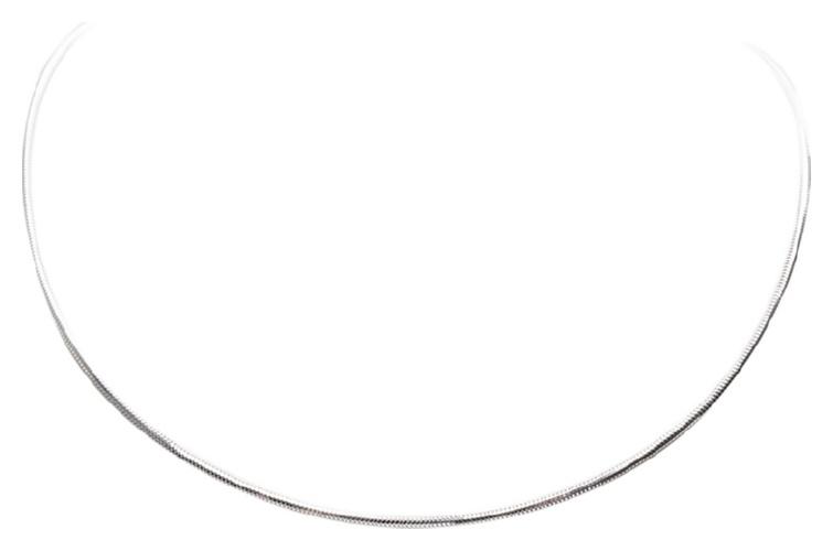 картинка цепь из серебра 925° STD-140