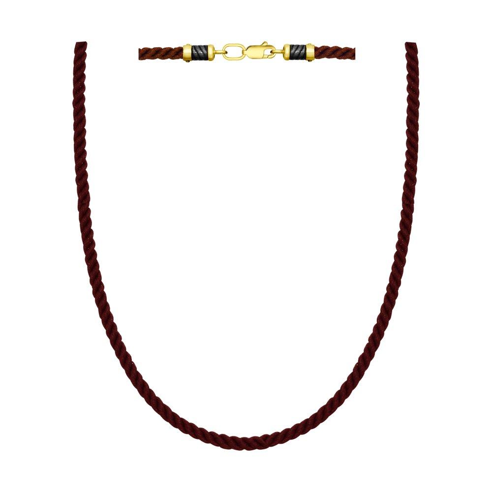 картинка шнур из золочёного серебра 95080007