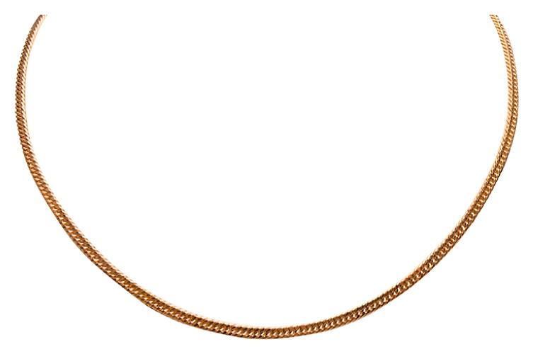 картинка цепь из золота 585° 31-01-0060-30222