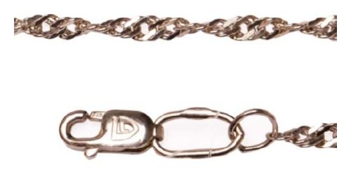 картинка цепь из серебра 925° 81035022740