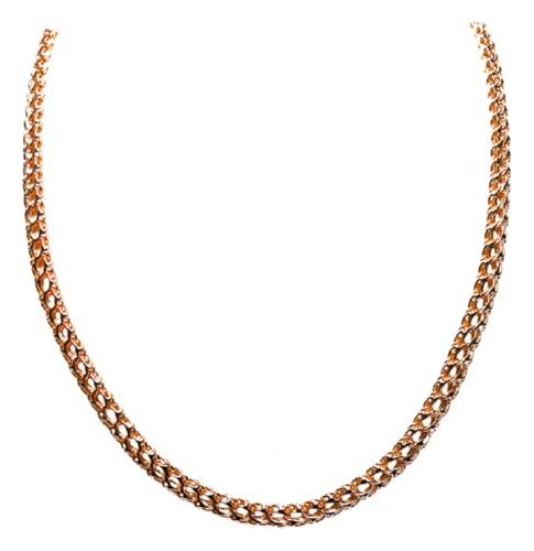картинка цепь из золота 585° РБ-007