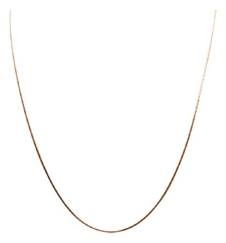 картинка цепь из золота 585° ЦП140УКА1П-А51