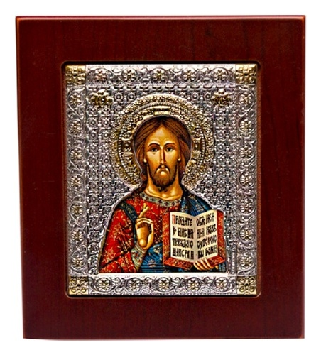 картинка икона из серебра 925° EKB2XAG 001