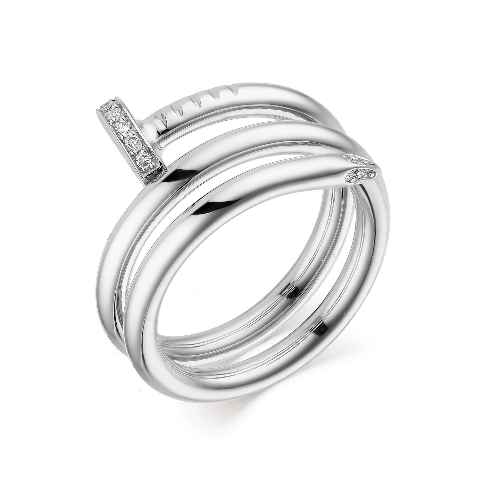 картинка кольцо 13637-200 13 бриллиант круг 17 0,100 120-200 2/3а, 8 бриллиант круг 17 0,022 200-400 2/3а 13637-200