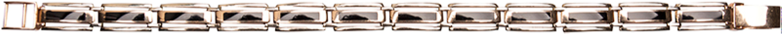 картинка браслет из золота 585° с фианитом 01Б460540