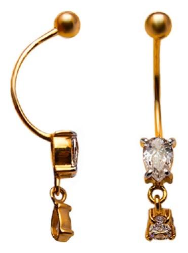 картинка серьги из золота 585° с фианитом 90-02-0001-20916