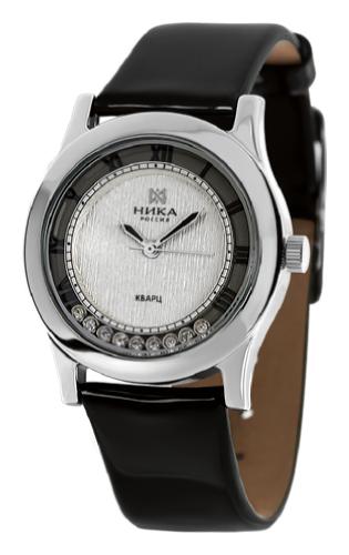 картинка ювелирные часы из серебра 925° с фианитом 1021.0.9.21H