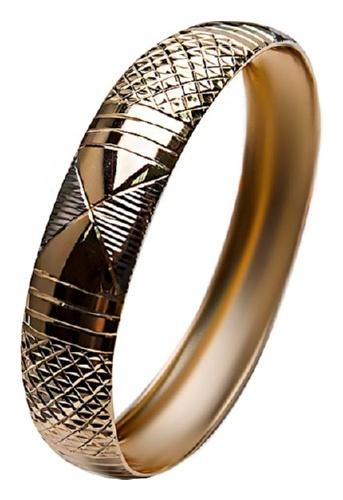 картинка браслет из золота 585° А 022144