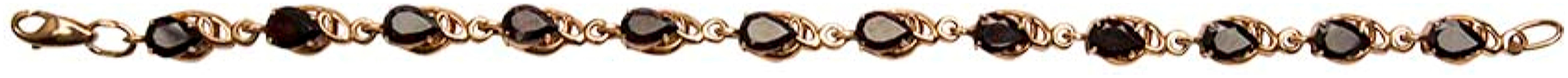 картинка цепь из золота 585° Б-027