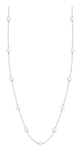 картинка колье из серебра 925° с эмалью 3121046-10875
