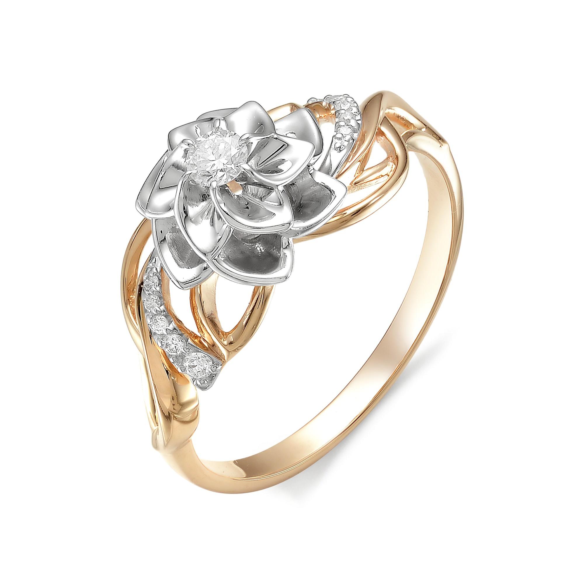 картинка кольцо 11909-100 1 бриллиант круг 57 0,096 10-15 4/6а, 2 бриллиант круг 57 0,024 60-90 4/5а, 2 бриллиант круг 57 0,013 120-200 4/5а, 6 бриллиант круг 57 0,020 200-400 4/5а 11909-100