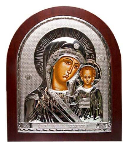 картинка икона из серебра 925° ЕК6ЕА 004 БМ К