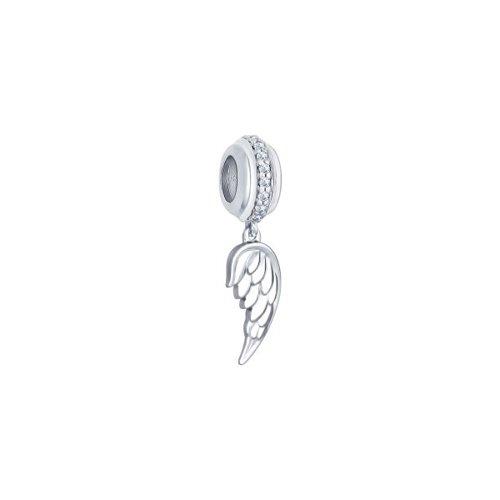 картинка подвеска-шарм «крыло ангела» 94031659