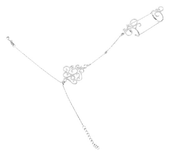 картинка колье из золота 585° с жемчугом 6550001С-45s