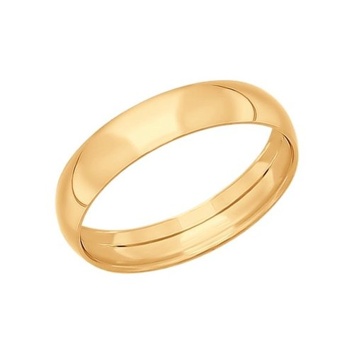 картинка обручальное кольцо из золота 110188