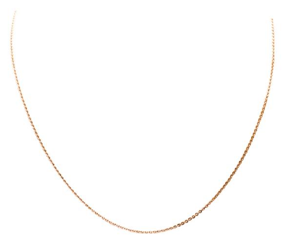 картинка цепь из золота 585° ЦЯ140Б-А51