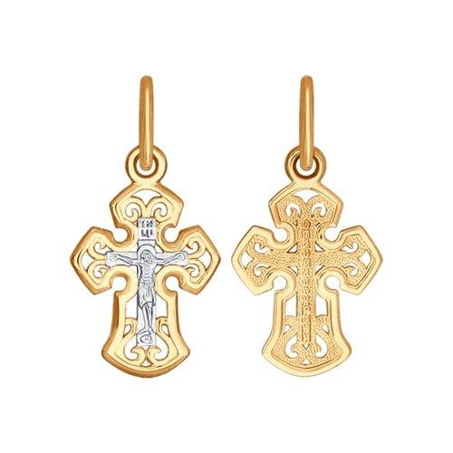 картинка крест из золота 121378