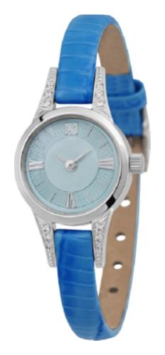 картинка ювелирные часы из серебра 925° с фианитом 0304.2.9.83B.01
